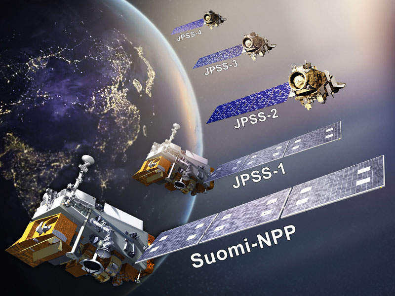 Images of JPSS