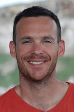Headshot of Derek Manzello, Ph.D.